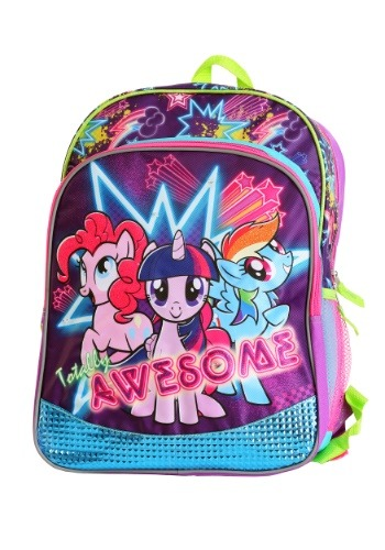 "Kids My Little Pony 16"" Backpack"