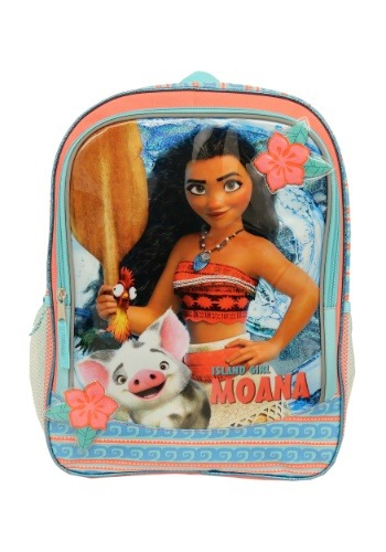 "Kids Moana 16"" Backpack"