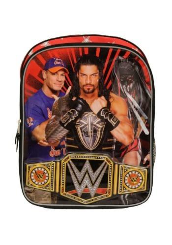 """Kids WWE Stars 16"""" Backpack"""
