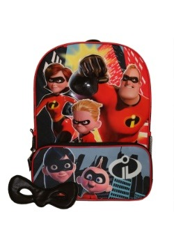 "Kids Incredibles 16"" Backpack"
