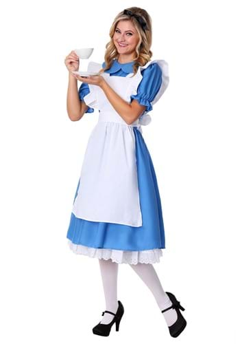 Women's Alice Deluxe Costumeupdate