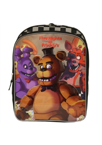"Kid's Five Nights at Freddy's 16"" Backpack"