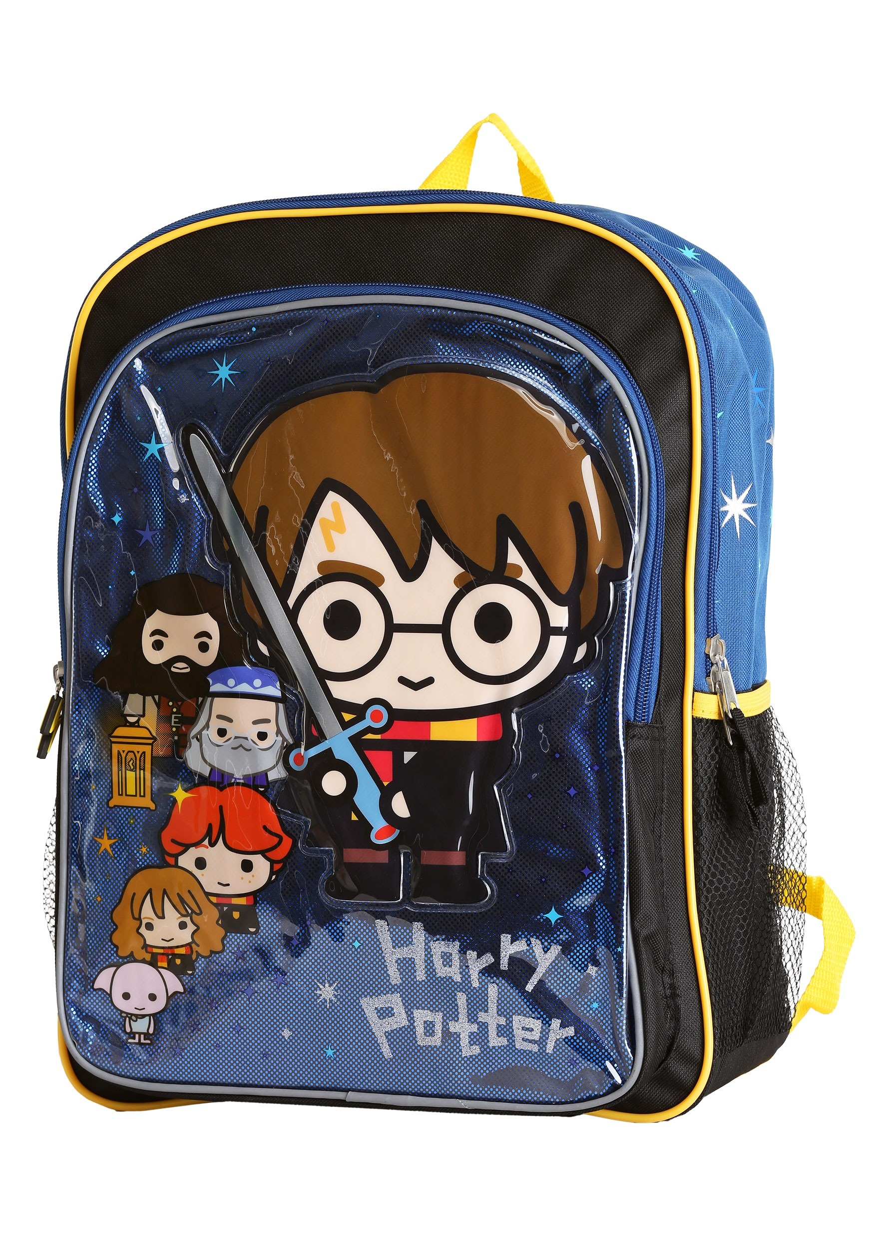 "Kids_Harry_Potter_Chibi_16""_Backpack"