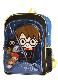 "Kids Harry Potter Chibi 16"" Backpack"