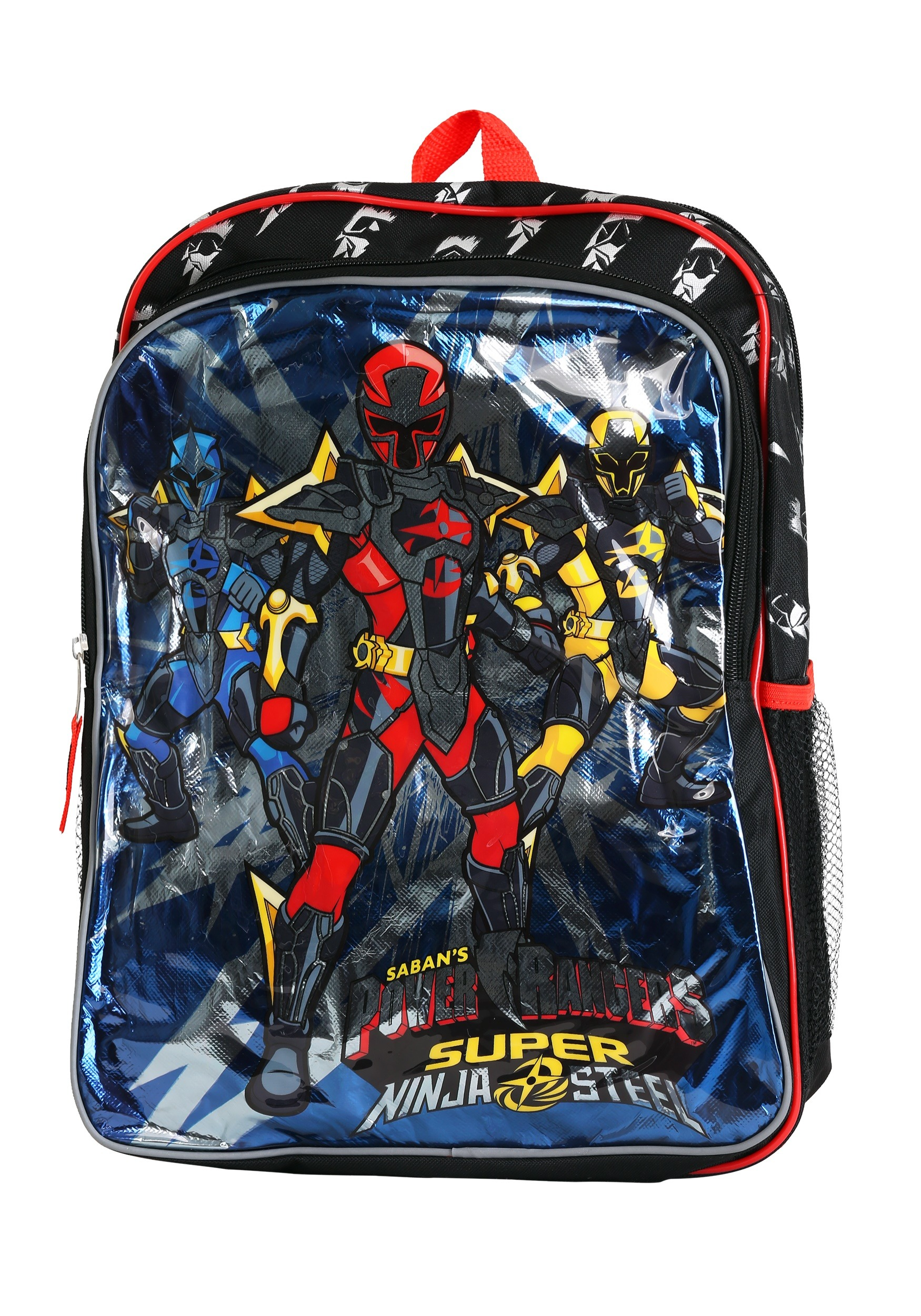 "Kids_Power_Rangers_Super_Ninja_Steel_16""_Backpack"