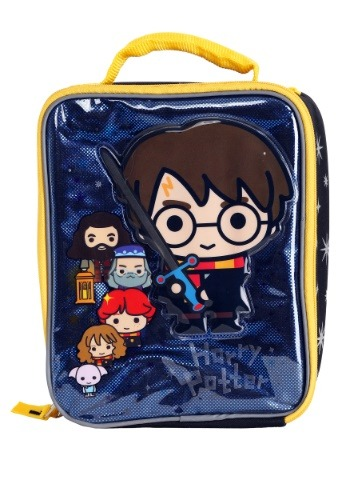Kids Harry Potter Chibi Lunch Tote