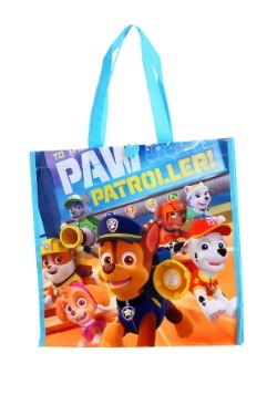 Paw Patrol Treat Bag Reusable Tote