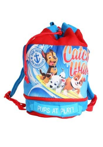 """Image of 12"""" Paw Patrol Beach Kid's Backpack"""