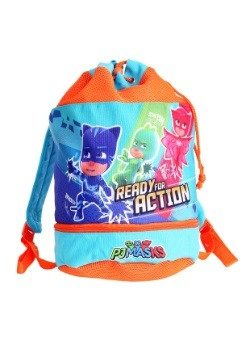 "Kids PJ Masks 12"" Beach Backpack"