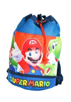 Kid's Mario Beach Backpack