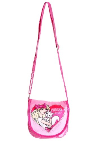 Image of Girl's Barbie Handbag