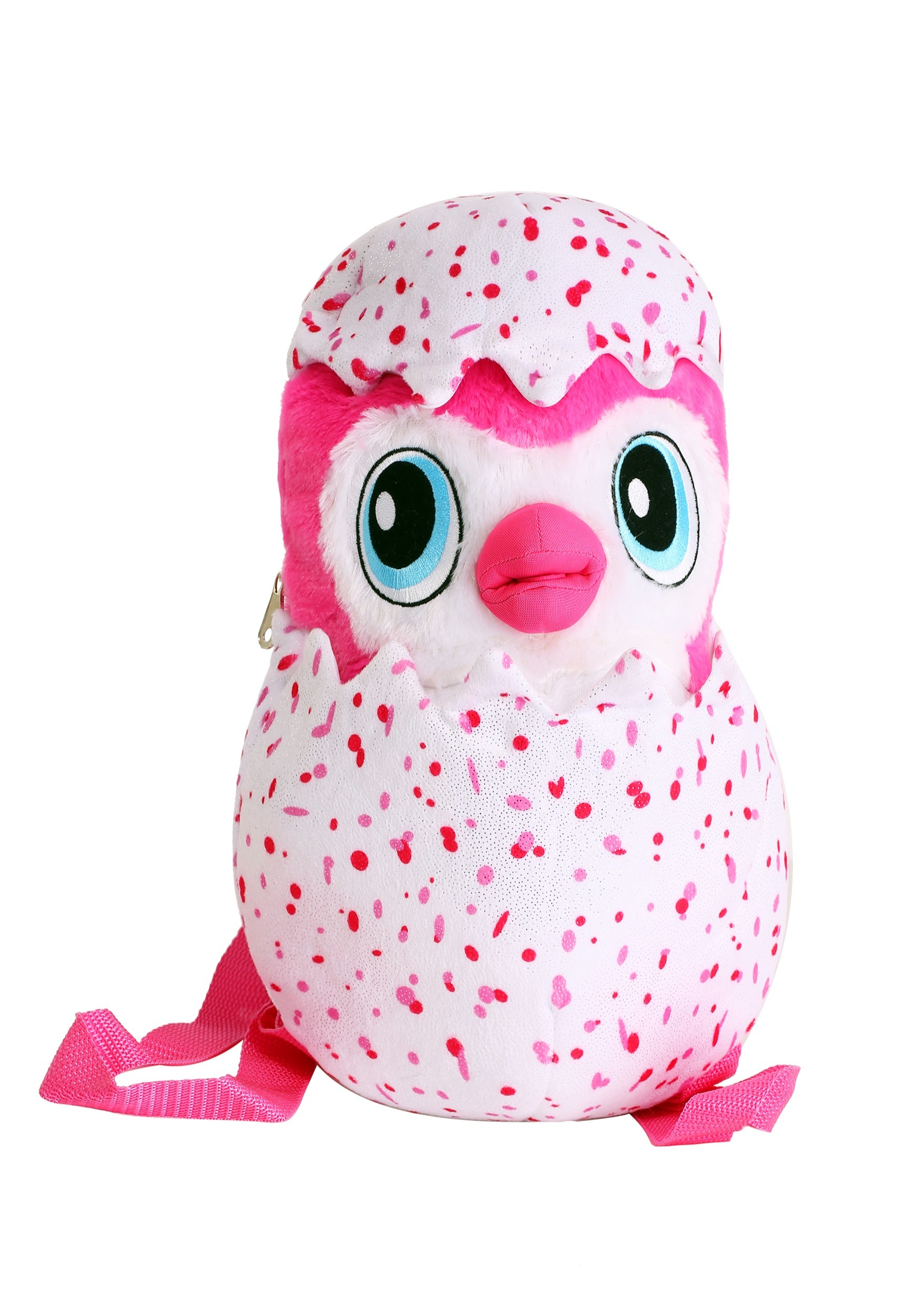 ce68008bbbeb Kids Hatchimals Plush Backpack