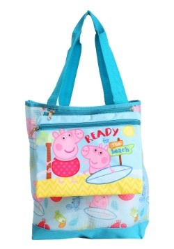 Kids Peppa Pig Tote Bag