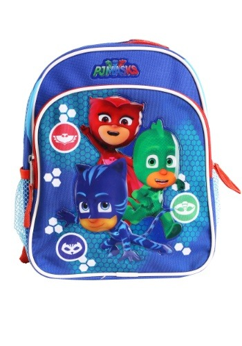 "Kids PJ Masks Mini 10"" Backpack"