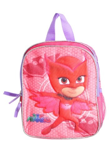 "Kid's PJ Masks Owlette Mini 10"" Backpack"