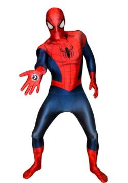 Deluxe Men's Ultimate Spider-Man Morphsuit