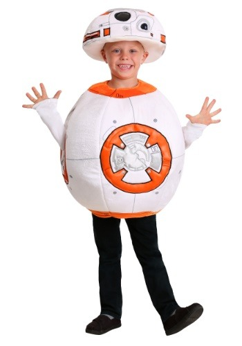 Child BB-8 Costume