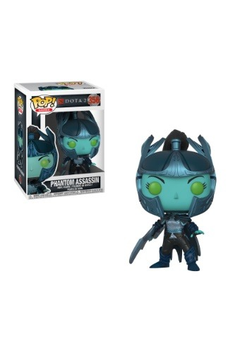Pop! Games: DOTA 2- Phantom Assassin w/ Sword