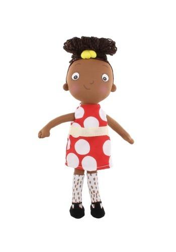"""11"""" Ada Twist, Scientist  Plush Doll"""
