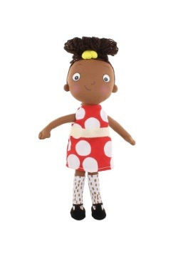 "11"" Ada Twist, Scientist  Plush Doll"