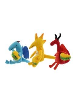 Dragons Love Tacos Mini Plush Doll Set