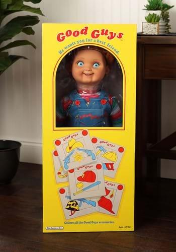 Child's Play 2 Good Guys Chucky Doll Update