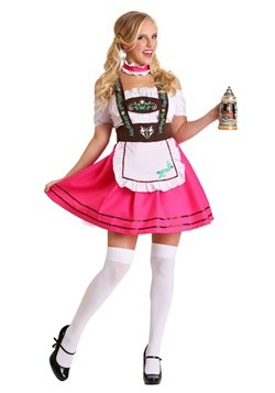 Women's Plus Olga Oktoberfest Costume-1