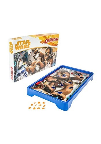 Star Wars Operation Chewbacca Edition Game
