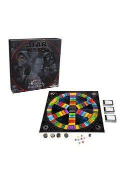 Star Wars The Black Series Edition Trivial Pursuit Game