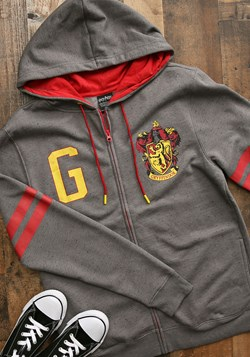 Harry Potter Gryffindor Fleece Hoodie update