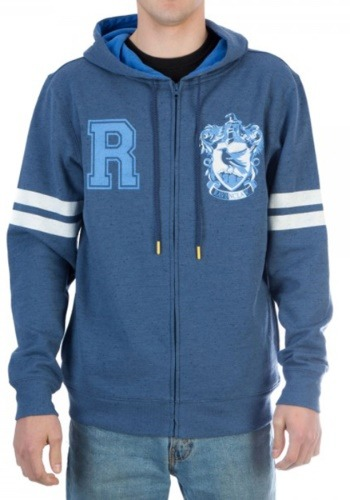 Harry Potter Ravenclaw Fleece Hoodie