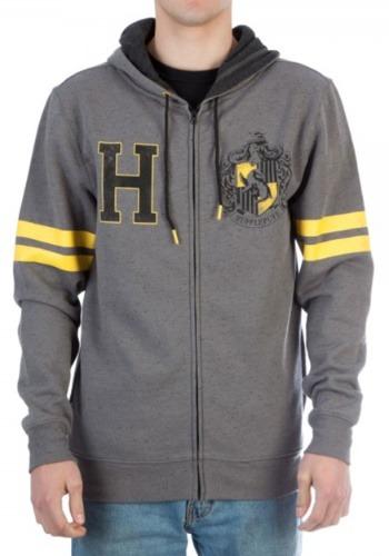 Harry Potter Hufflepuff Fleece Hoodie
