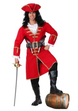 Captain Blackheart Plus Size Men's Costume-update1