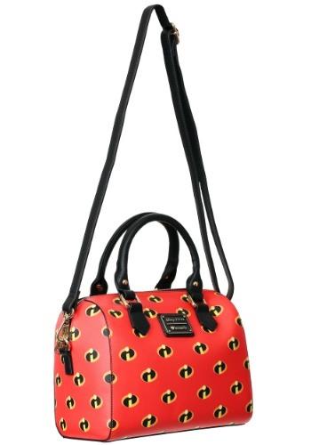 Loungefly Disney Incredibles Satchel Crossbody Bag