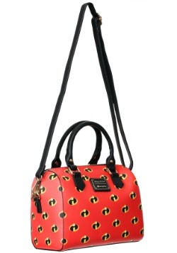 Loungefly Disney Incredibles Satchel Crossbody Bag c75640969add1