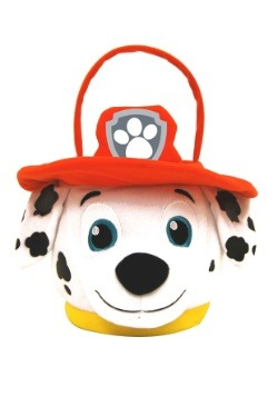 Paw Patrol Plush Marshall Easter Basket