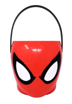 Spider-Man Plastic Easter Basket