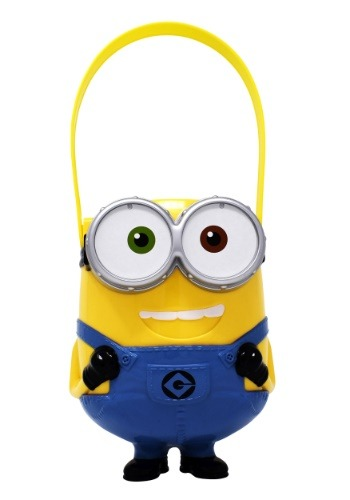 Minion Plastic Easter Basket
