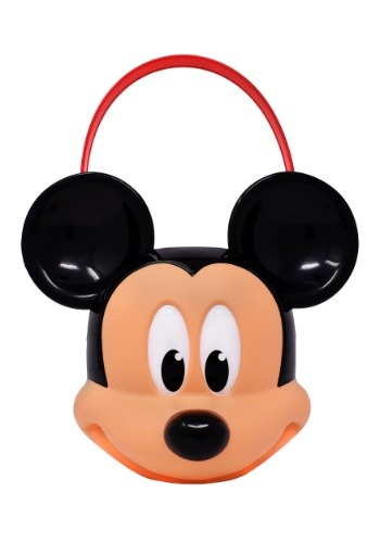 Mickey Mouse Plastic Easter Basket