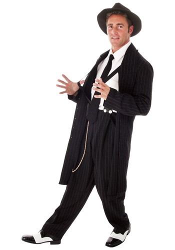 Men's Zoot Suit Plus Size Costumecc