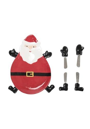 Santa Bowl w/ Spreaders