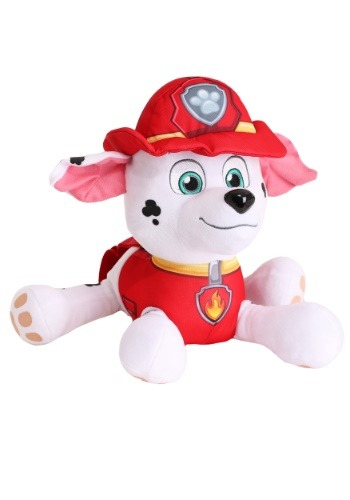 Paw Patrol Marshall Plush Backpack