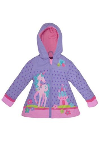 Stephen Joseph Unicorn Child Raincoat