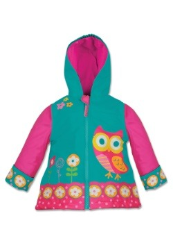 Stephen Joseph Owl Child Raincoat