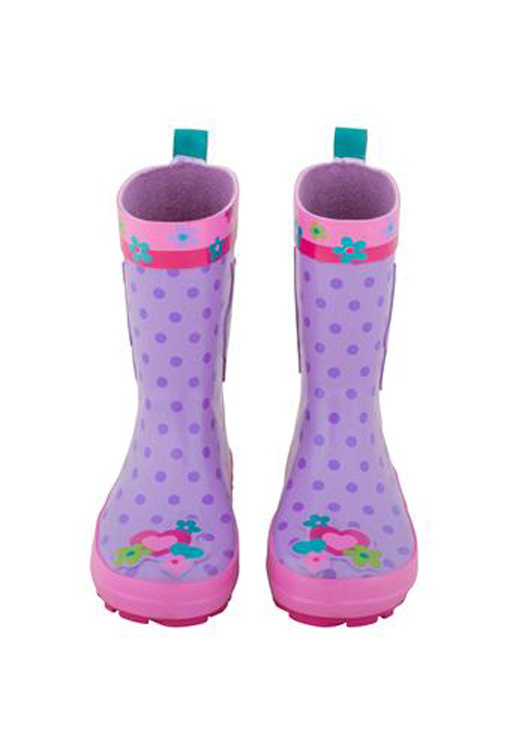 Stephen Joseph All Over Print Rain Boots Accessory