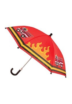 Stephen Joseph Firetruck Umbrella