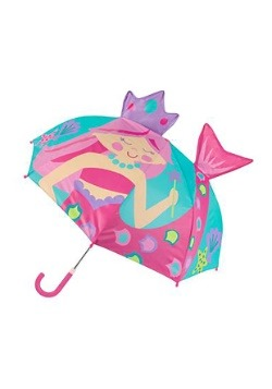 Stephen Joseph Mermaid Pop-Up Umbrella