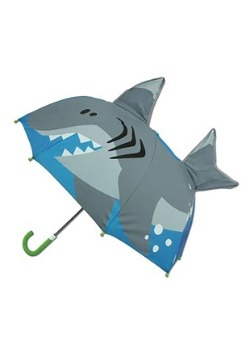 Stephen Joseph Shark Pop-Up Umbrella