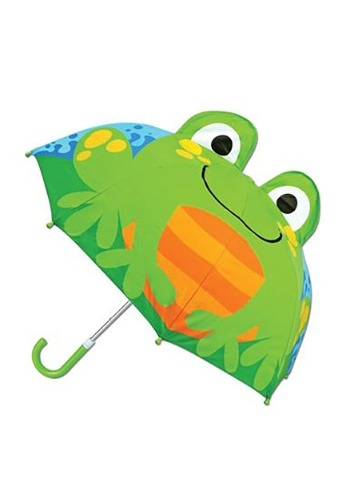 Stephen Joseph Frog Pop-Up Umbrella