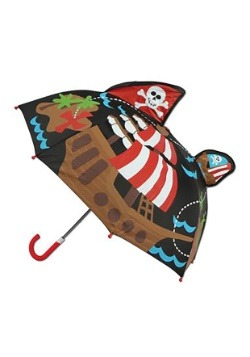 Stephen Joseph Pirate Ship Pop-Up Umbrella